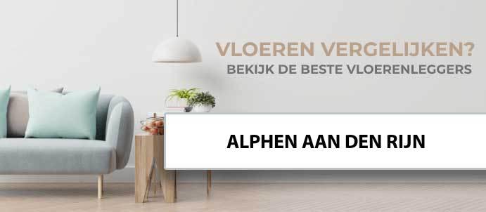 vloer-leggen-alphen-aan-den-rijn